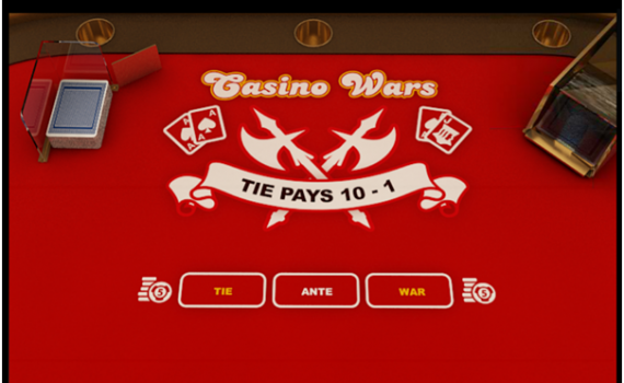 Casino War at Emu Casino